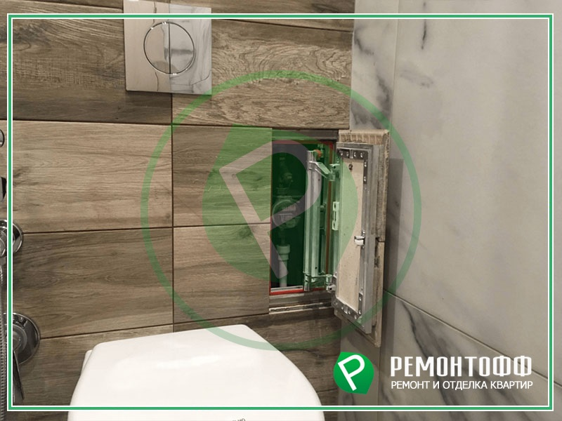 Ремонт квартиры под ключ 52м2